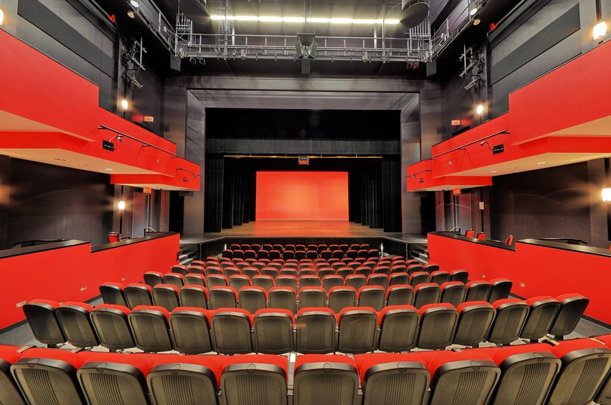 Sandra Faire and Ivan Fecan Theatre