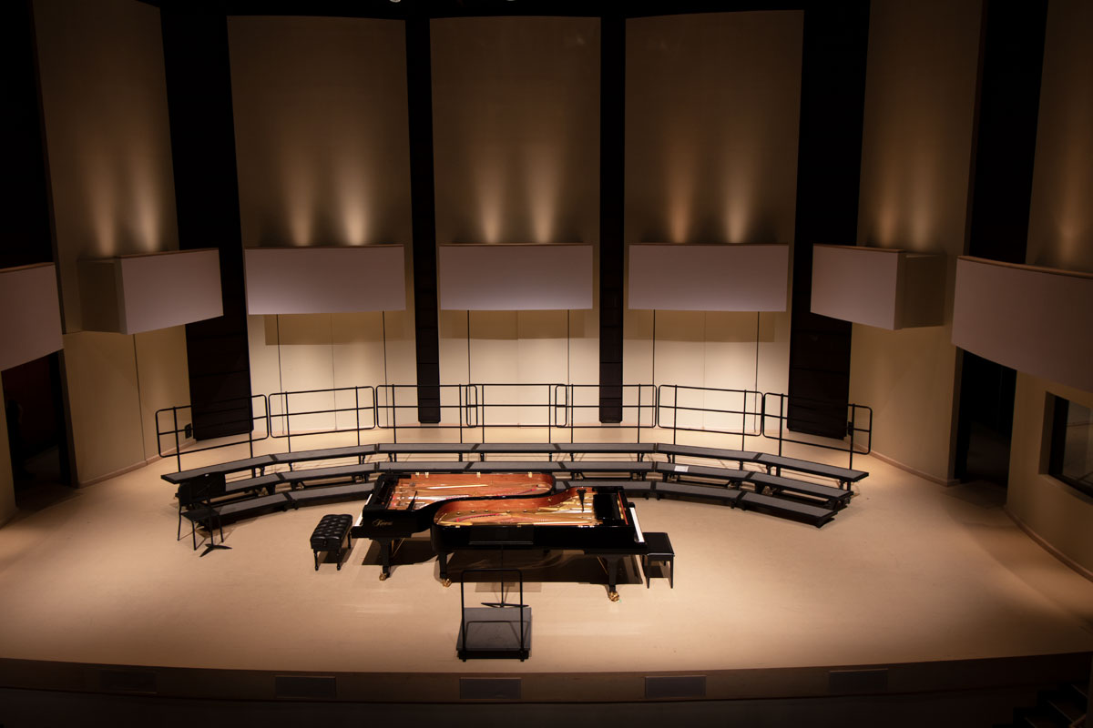 Tribute Communities Recital Hall