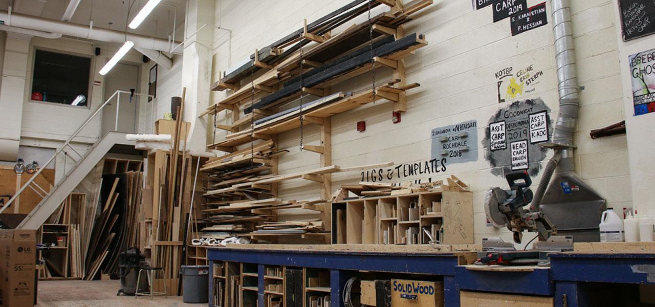 Carpentry Studio