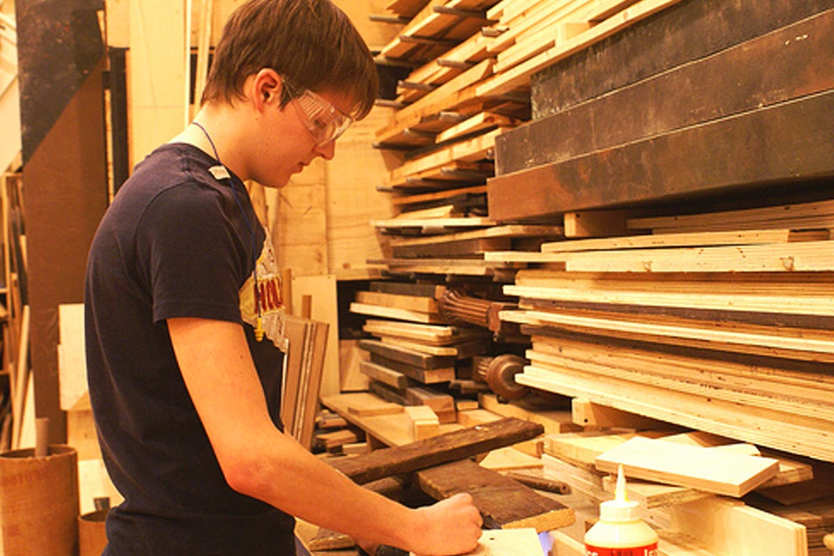 Carpentry Shop