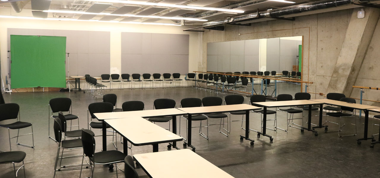 Media Arts Space