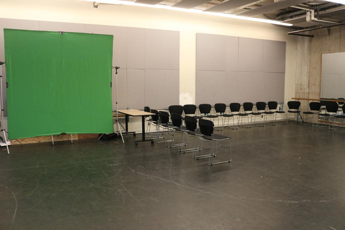 Media Arts Space - 024 CFA (Joan & Martin Goldfarb Centre for Fine Arts)