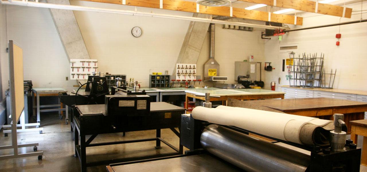 Printmaking Studio
