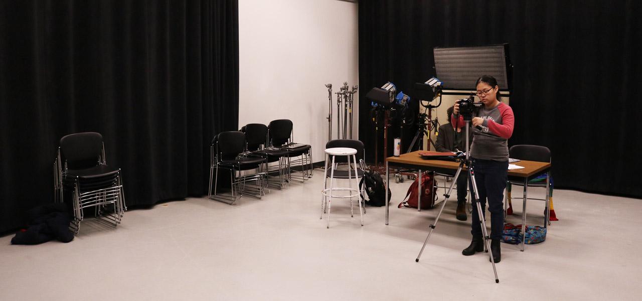 Shaw Media Studio