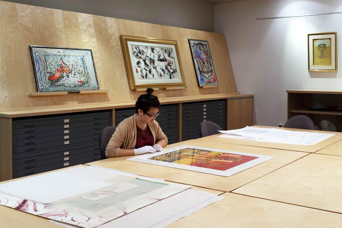 The Joan Goldfarb Visual Arts Study Centre